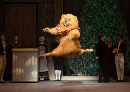 Dancing Bear Meme - a dancer s life at christmas lawrence rines in mikko nissinen s