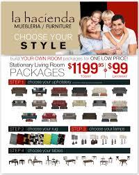 Famsa Dallas Store Hours by La Hacienda Furniture Store