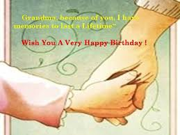 a happy birthday wish for grandmom free grandparents ecards 123