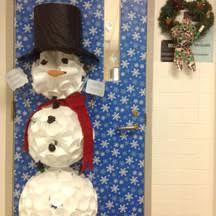 snowman door decorations jarvis door decorating contest turns to focus on community