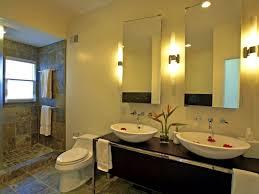rustic bathroom lighting ideas alluring bathroom shocking restaurant bathroom design photo home alluring