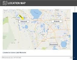 Clermont Fl Map 503 West Avenue In Clermont Florida U2013 Saunders Ralston Dantzler