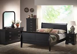 Bedroom Furniture In Columbus Ohio by Waterbeds And Stuff Sawmill Road Frames Black Louis Pc King Set