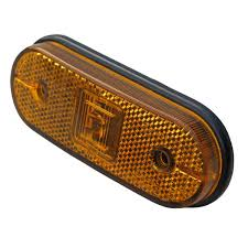 led side marker lights aspock led side marker unipoint amber spare led unit jpg