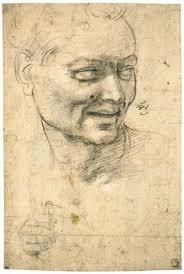 michelangelo buonarroti madonna and child c 1525 pencil