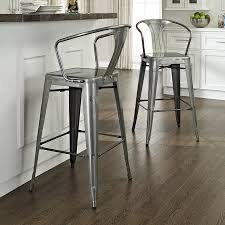 Target Outdoor Bar Stools by Farmhouse Bar Stools Farmhouse Kitchen With Wood And Metal
