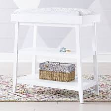 Changing Table Furniture Dressers Baby Changing Tables Crate And Barrel