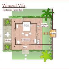 bali villa floor plans allure villas floor plan wonderful