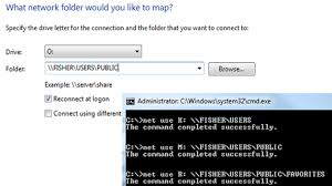 use map drive how to map a drive in windows 7 technorms