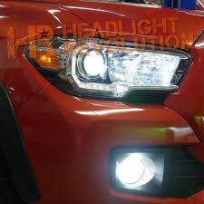 2007 toyota tundra fog light bulb size 2016 2017 toyota tacoma led high beam headlight bulb upgrade