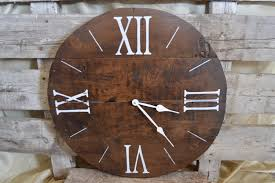 minimalist wall clock best oversized wall clocks like rustic wall minimalist exterior a
