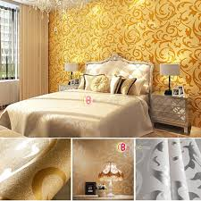 high end 10m luxury european style embossed textured wallpaper