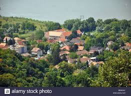 Small Castle by Eastern Europe Hungary Visegrad A Small Castle Town In Pest