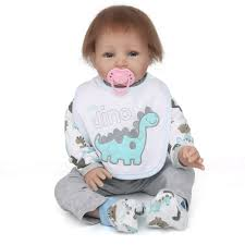 compare prices on bath baby doll online shopping buy low price 55cm full silicone reborn baby dolls 22inch newborn toddler babies doll bath shower toy gift present