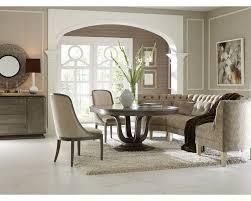 paris etienne pedestal table thomasville furniture