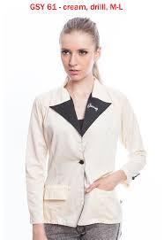 blazer wanita muslimah modern cari fashion khusus wanita lengkap di gudangfashionwanita