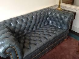 Grey Leather Tufted Sofa Grey Leather Tufted Sofa Catosfera Net
