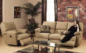 Reclining Armchairs Living Room Living Room Leather Sofa And Loveseat Combo Sears Couch Small