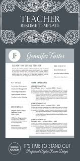 Resume Sample Format For Abroad by Best 25 Teacher Resume Template Ideas On Pinterest Resume