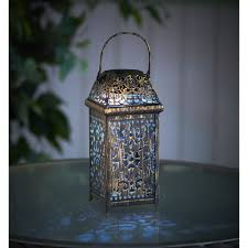 Wilko Garden Furniture Wilko Solar Lantern Moroccan Metal Decoracion Pinterest