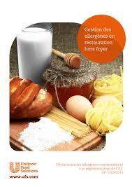 cuisine a domicile reglementation befr nouvelle reglementation inco by unilever food solutions issuu
