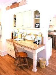 kitchen cabinet desk ideas kitchen cabinet desk kruto me