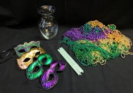 mardi gras centerpieces diy dollar store mardi gras centerpiece costumes