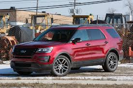 Ford Explorer Sport - 2016 ford explorer sport review photo gallery autoblog