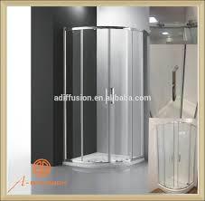 Curved Shower Doors Curved Glass Shower Door Curved Glass Shower Door Suppliers And