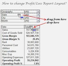 exploring profit u0026 loss reports part 4 of 6 chandoo org