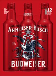busch light aluminum bottles budweiser beer 12 pk 16 fl oz aluminum bottles walmart com