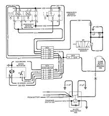figure 2 37 windshield washer and wiper wiring schematic