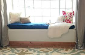 window bench for dog dog bed turned window seat cushion the schmidt home