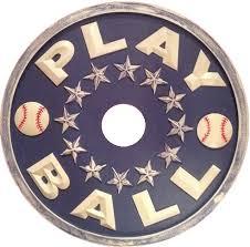 Ceiling Light Medallions by Baseball Play Ball Ceiling Medallions Marie Riccimarie Ricci