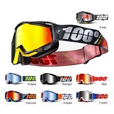 100 racecraft motocross goggles crush 100 racecraft brille s18 verspiegelt enduro store