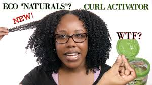 natural hair curl activator with things from home this eco natural curl activator review totally went left youtube
