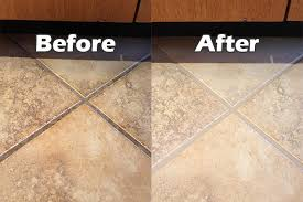 Grout Cleaning Service Grout Cleaning Before U0026 After Images Seal Systems