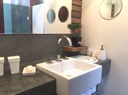 Cement Bathroom Sink - burnt cement a new trend you need to be aware of homeyou
