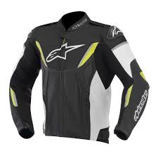 bicycle jacket alpinestars racing mens gp r leather motorcycle street bike riding