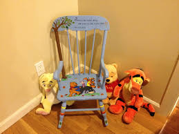 Winnie The Pooh Rocking Chair Pooh Chair Winnie The Pooh Character Chair For Sale Roodepoort