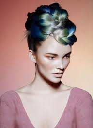 hair colourest of the year 2015 420 best creative colour images on pinterest hair braids and