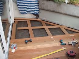 holzbelag balkon balkonsanierung und bangkirai holzboden gemo service