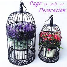 How To Decorate A Birdcage Home Decor Online Buy Wholesale Decorative Bird Cage From China Decorative