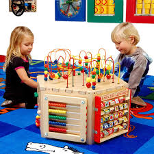 wooden bead toy table wooden bead activity table wooden designs