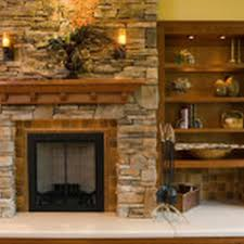 replacing stacked stone fireplace right u2014 the wooden houses