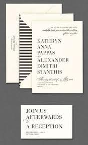 vera wang wedding invitations vera wang black and white wedding invitation suite vera wang on
