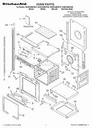 Kitchenaid Toaster Oven Parts List Captivating 25 Kitchenaide Parts Decorating Inspiration Of