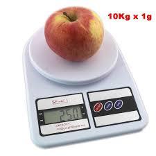 balance de cuisine 10 kg numérique alimentaire échelle 10kg x 1g balance électronique de
