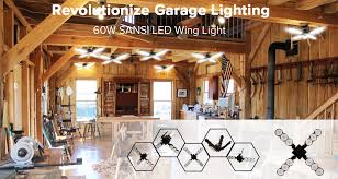 what is the best lighting for home sansi home lighting best led light for a garage workshop