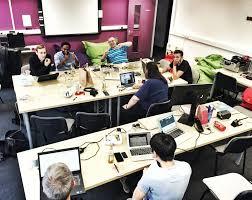 Rent A Desk London Wimbletech Coworker Coworking Startup Office Desk Space In